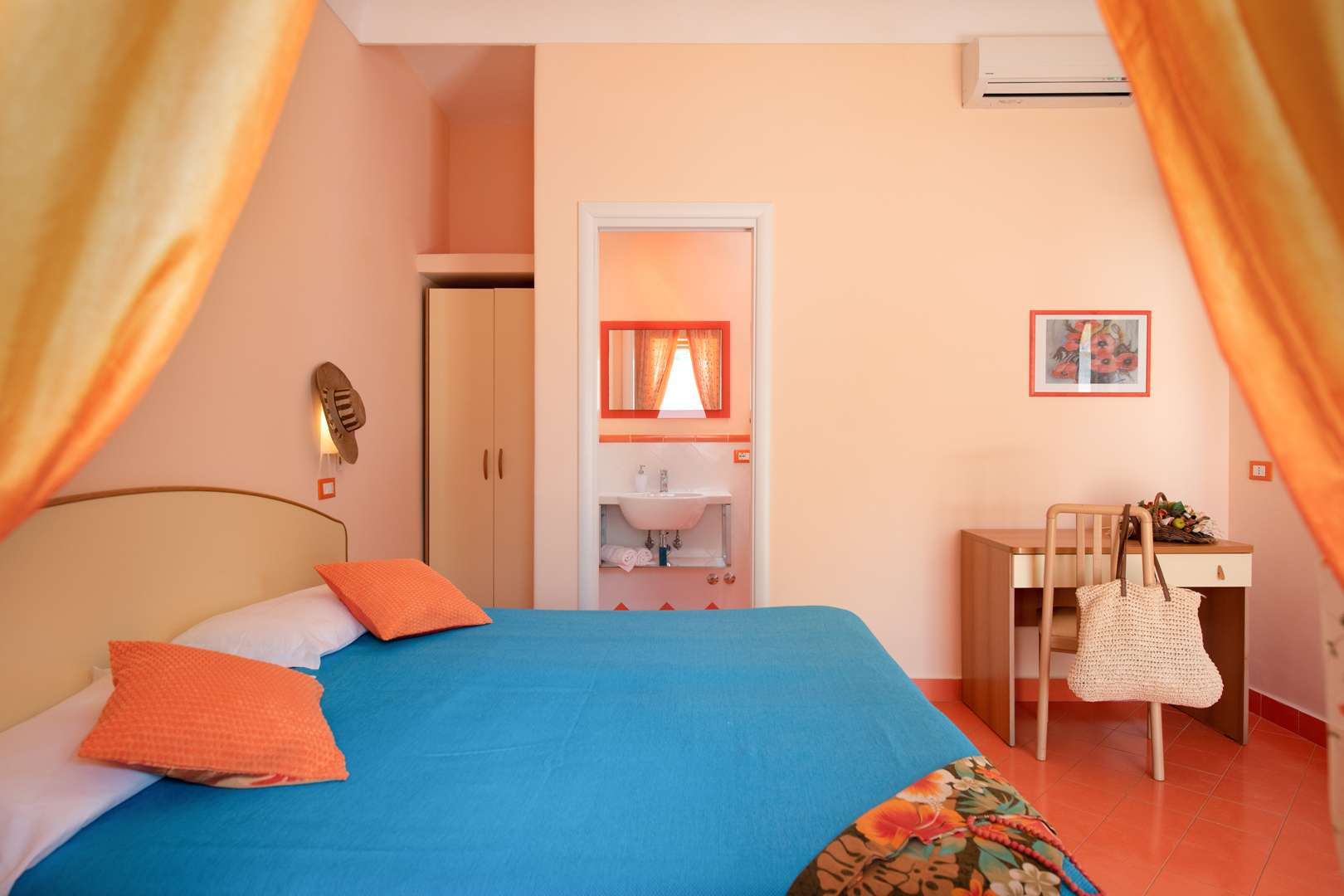Le Nostre Camere Hotel Villa Sirena Sant Angelo D Ischia Sito Ufficiale